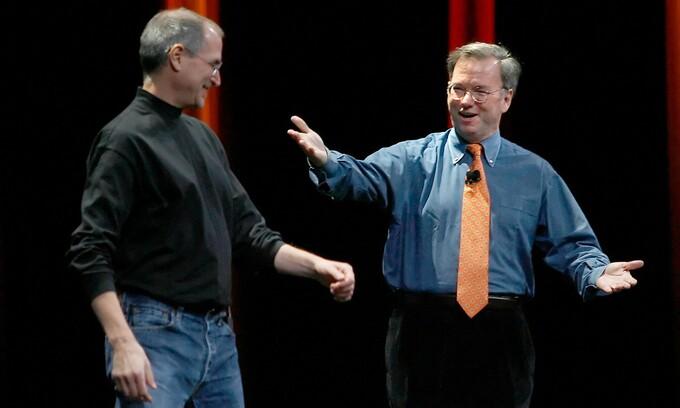 Hai ông trùm công nghệ hiện nay thỏa thuận với nhau về việc kiểm soát Internet