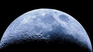 Phát hiện chấn động trên mặt trăng