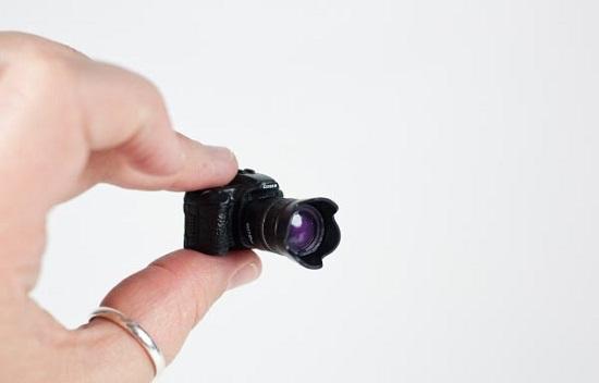 Lợi ích của Camera chống trộm mini